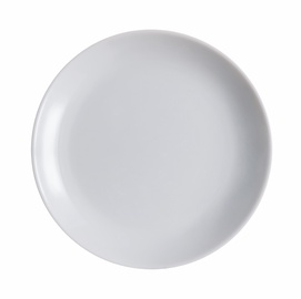 Luminarc Diwali Granit Dinner Plate 25cm White