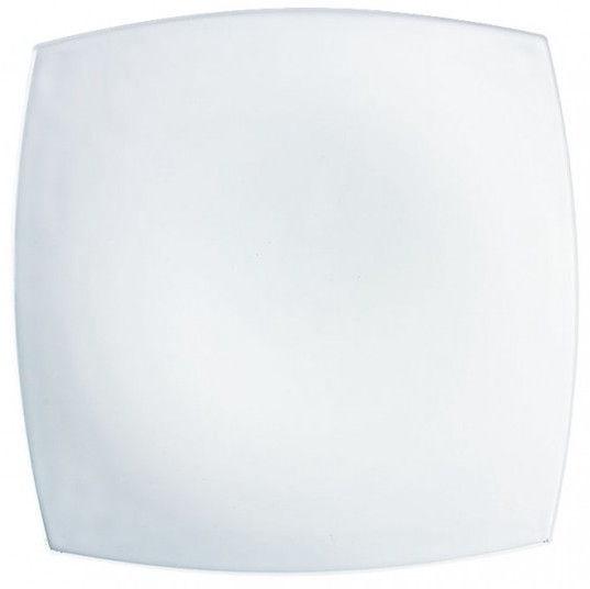 Luminarc Quadrato Dessert Plate 19cm White