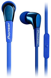 Pioneer SE-CL722T Bass Head In-ear Headphones Blue