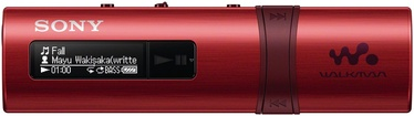 Sony NWZ-B183/R 4GB Red