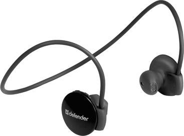 Kõrvaklapid Defender FreeMotion B611 Black, juhtmevabad