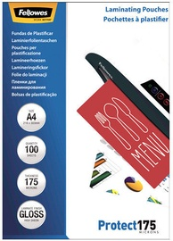 Fellowes Laminating Pouch A4 175µ 100pcs