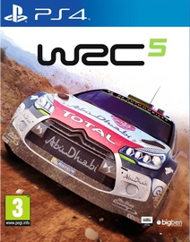 WRC 5: FIA World Rally Championship PS4