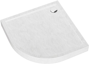 Vento Blanco Shower Tray 800x120x800mm White