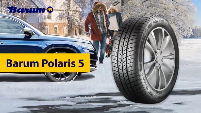 Autorehv Barum Polaris 5 185 60 R14 82T