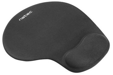 Natec Mouse Pad Ergonomic Memory Foam Black