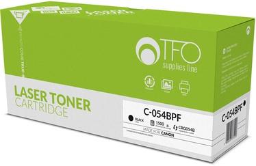 TFO Toner C-054BPF For Canon CRG054B 1.5k Black