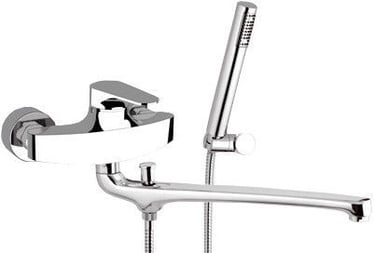 Daniel Omega Bath Faucet with Hand Shower Chrome