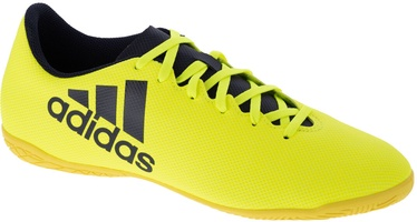 Adidas X 17.4 IN Shoes S82407 Yellow 44 2/3