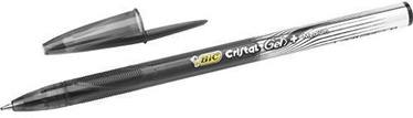 BIC Cristalgel Gel Pen 0.7mm Black 20pcs