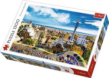 Pusle Trefl Park Guell Barcelona 26147, 1500 tk