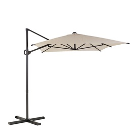 Home4you Roma Mini Parasol 2x3m Beige