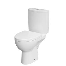 WC-pott Cersanit Parva 180 011, kaanega, 360x595 mm