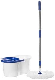 Sam Clear Mop Tornado with Bucket