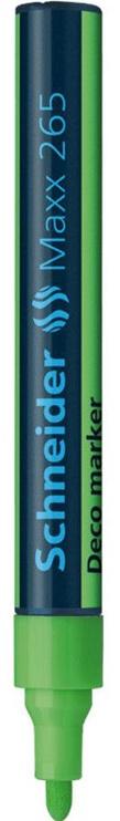 Schneider Pen Maxx 265 Liquid Chalk Marker Light Green 126511