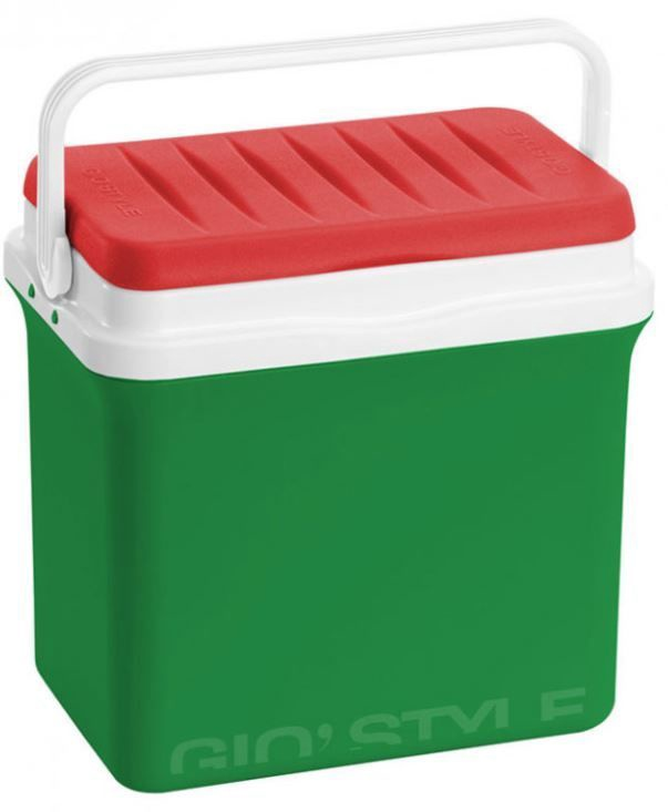 Gio'Style Dolce Vita Coolbox L 29.5l Red Green