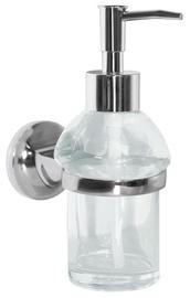 Spirella Soap Dispenser Lagune Metal/Glass