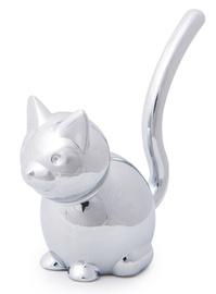 Umbra Zoola Ring Holder Cat Chrome