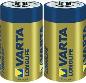 Varta Alkaline Battery 2 x R14