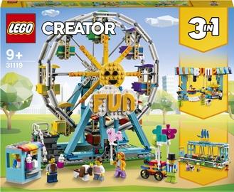 Konstruktor LEGO Creator Ferris Wheel 31119, 1002 tk