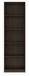 Black Red White Nepo REG60 Bookshelf Wenge