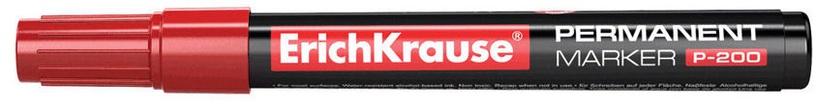 ErichKrause Permanent Marker P-200 Red