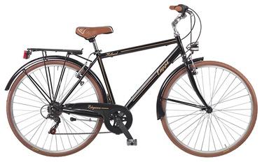 """Jalgratas Coppi Retro 28"""" Black"""
