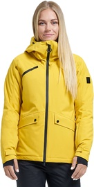 Audimas Womens Ski Jacket Yellow L