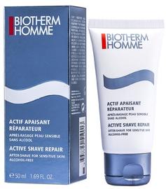 Habemeajamisjärgne vedelik Biotherm Homme Active Shave Repair, 50 ml