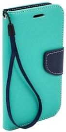Telone Fancy Diary Bookstand Case Huawei Honor 7 Light Blue/Blue