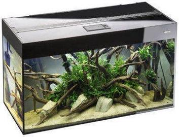 Aquael Aquarium Glossy 120x40x60 Black
