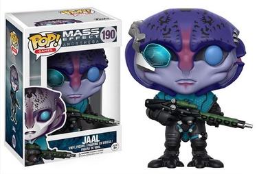 Funko Pop! Games Mass Effect Andromeda Jaal 190