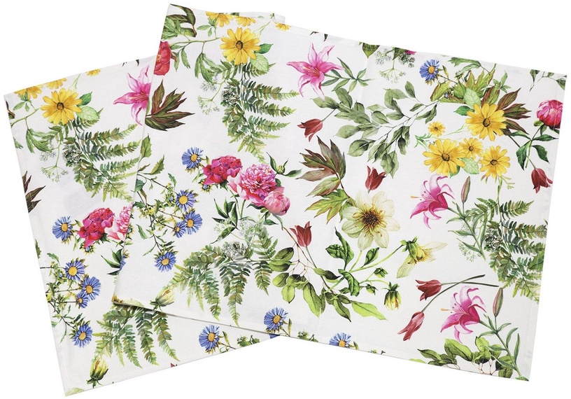 Home4you Tablecloth Holly 45x116cm 742