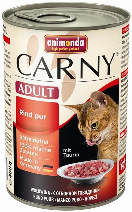 Animonda Carny Adult Beef 400g