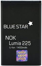 BlueStar Battery For Nokia Asha 225 Li-Ion 1400mAh Analog