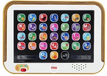 Interaktiivne mänguasi Fisher Price Laugh & Learn Smart Stages Tablet DHY54, RU