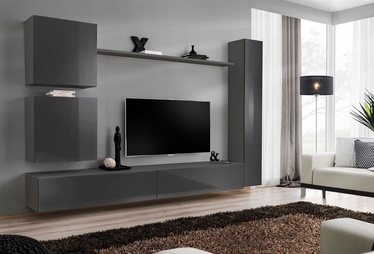 ASM Switch VIII Wall Unit Graphite