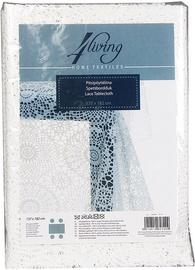 4Living Tablecloth 137x182cm White