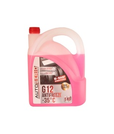 Autoserio G12 -35°C 5l Pink