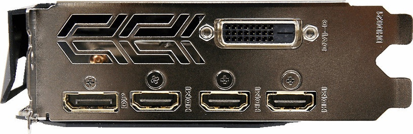 Gigabyte GeForce GTX1050 Ti G1 4GB GDDR5 PCIE GV-N105TG1 GAMING-4GD 1.0
