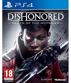 Dishonored: Death of the Outsider incl. Russian Audio PS4