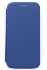 Evelatus Book Case For Xiaomi Redmi Note 9 Dark Blue