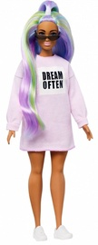 Mattel Barbie Fashionistas Doll With Long Rainbow Hair GHW52
