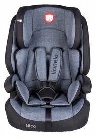 Автомобильное сиденье Lionelo Nico Black, 9 - 36 кг