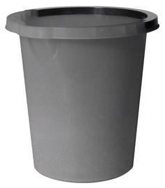 Plast Team Atlanta Bucket 5l Silver
