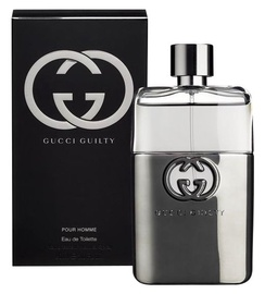 Parfüümid Gucci Guilty Pour Homme 90ml EDT