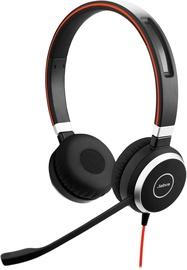 Kõrvaklapid Jabra Evolve 40 UC Black