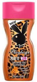 Playboy Play It Wild Women 250ml Shower Gel