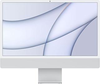 """Lauaarvuti Apple iMac / MGTF3ZE/A / 24"""" Retina 4.5K / M1 7-Core GPU / 8GB RAM / 256GB Silver LT"""