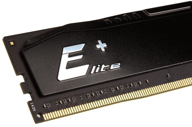 Team Group Elite Plus Black 16GB 2133MHz CL15 DDR4 KIT OF 2 TPD416G2133HC15DC01